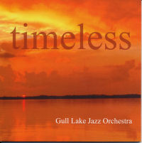 Music CD, Timeless by Gull Lake Jazz